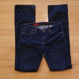 """AG """"the Kiss"""" Jeans size 28R"""